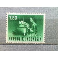 Индонезия.Професии.