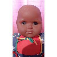 Кукла Lissi Batz.  Шоколадный пупс. 56см.