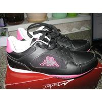 Фирменные кроссовки KAPPA, 41 размер (на наш 40,5 примерно), новые