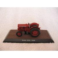 Масштабная 1:32 модель трактора Bukh D30 - 1958
