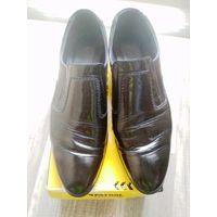 Туфли мужские черные лакированные Marko 42