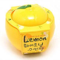 Маска ночная осветляющая лимон BAVIPHAT Lemon Whitening Sleeping Pack 100мл