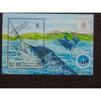 Соломоновы острова. Меланезия. 1998г. Морская фауна.