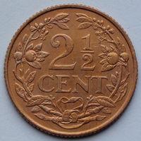 Нидерландские Антильские острова 2 1/2 цента, 1959