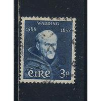 Ирландия Респ 1957 300 летие смерти Люка Уоддинга #134