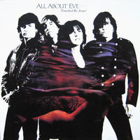 "Винил ALL ABOUT EVE - ""Touched By Jesus"" (1991, Vertigo, UK, EX+) ((pop, soft-rock, indie))"