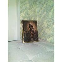 Икона Богородица Размер 17-22