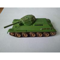 Русские танки #6 - Т-34/76