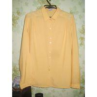 Блузки/рубашки с длинным рукавом, размер 48,50, 5шт.