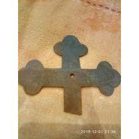 Крест довоенный