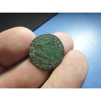 3 гроша (трояк) Сигизмунд III Речь Посполита фальшивая монета того времени