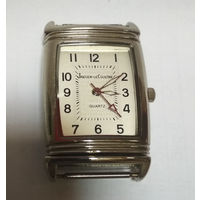 Женские кварцевые часы с закрывающей крышкой