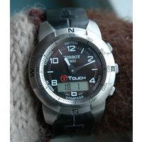 Часы Tissot T-Touch арабские цифры