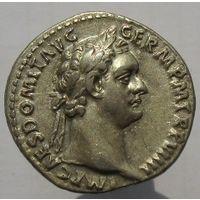 Римская Империя, Домициан 81-96гг. н.э., денарий.