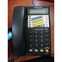 Проводной телефон Panasonic KX-TS2365RUB, очень дешево.