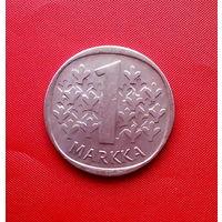 91-05 Финляндия, 1 марка 1987 г.