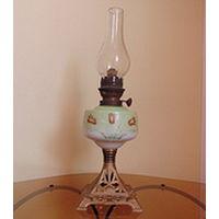 Старинная лампа.