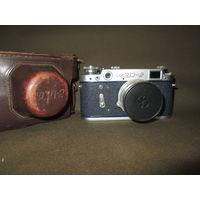 Фотоаппарат ФЭД-2.Редкий-синий корпус.