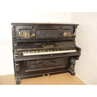 Пианино Franz Liehr Liegnitz - Австрия, нач. ХХ века