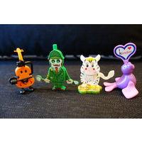 Киндеры, игрушки из киндер-сюрпризов лот-1