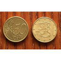 Финляндия, 50 евроцентов 2005
