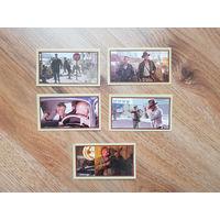 Карточки - Индиана Джонс и Королевство хрустального Черепа / Merlin Sticker