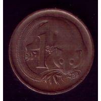 1 цент 1980 год Австралия