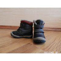 Зимние ботиночки Шаговита 21 р-р