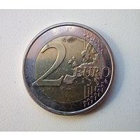 2 евро Эстония.