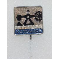 Значок. Катовице. Польша #0664