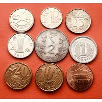 9 монеток - 9 стран. #06