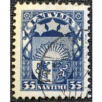 ЦІКАВІЦЬ АБМЕН! 1931, герб Латвіі (35)