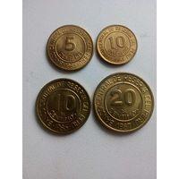4 Монеты Перу