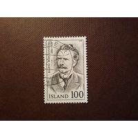 Исландия 1979 г.Бьярни Торстейнссон (1861-1938).