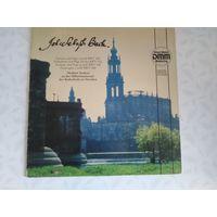 Bach - Toccata und Fuge d-moll Bwv 565, Praludium und Fuge Es-dur BWV 552, Praludium (Fantasie) und Fuge g-moll Bwv 542, Passacaglia c-moll Bwv 582.