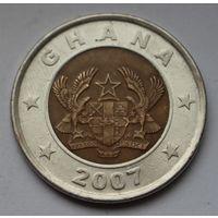 Гана, 1 седи 2007 г.