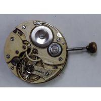 """Механизм от карманных часов """"Minos"""" до 1917г. Диаметр 4.2 см."""