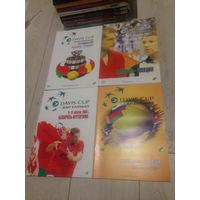 Davis Cup 2004 Беларусь Аргентина Большой Теннис
