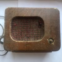 Радиоточка, радиоприемник. Радио СССР. Абонентский громкоговоритель. Точка