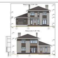 Реконструкция жилого дома коттеджа
