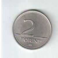 2 форинта 1994 года Венгрии