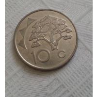 10 центов 1993 г. Намибия