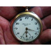 Швейцарские Серебреные Часы.19 век. На ходу.