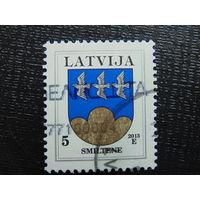 Латвия 2013г. Герб.