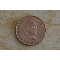 ЮАР 2 цента 1982