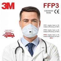 Респиратор 3М 9163 FFP3 - максимальная степень защиты