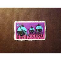 Нигерия 1973 г.Природный газ.