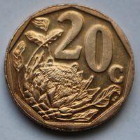 20 центов 2013 ЮАР