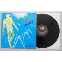"LASERDANCE - Fear (remix)/ Battle Cry (remix)/(Space Mix)(12"" SINGLE HOLLAND 1987)"