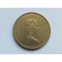50 центов 1980 года Гонконг - из коллекции